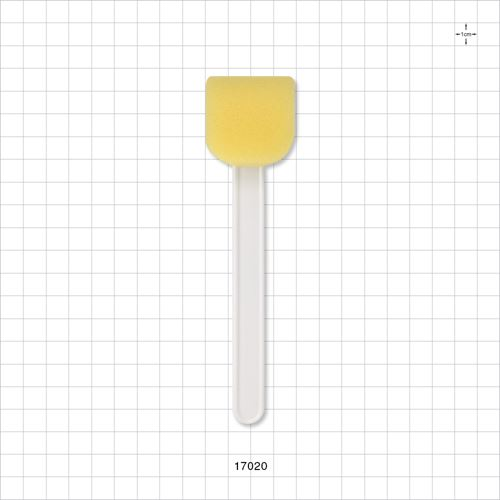 Sponge on a Stick, Yellow - 17020