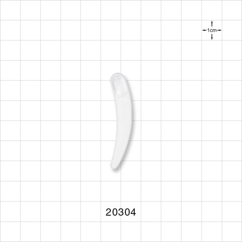 Boomerang Spatula White - 20304