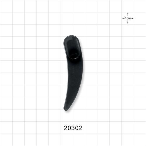 Boomerang Spatula, Black - 20302