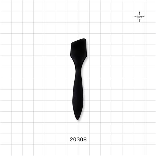 Angled Spatula, Black - 20308