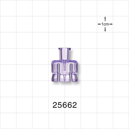 Vial Adapter with Female Luer Lock - 25662