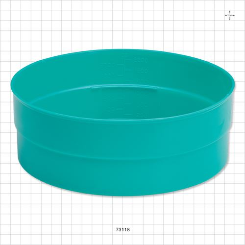 Guide Wire Bowl, Turquoise - 73118