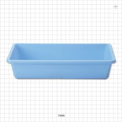 Deep Tray, Blue - 73065