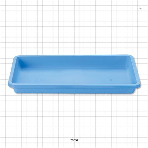 Shallow Tray, Blue - 73052