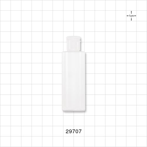 Cylinder Bottle, Natural, Bulk - 29707