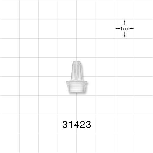 Dropper Tip Insert, Natural - 31423