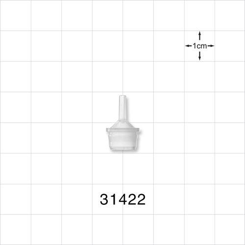 Dropper Tip Insert, Natural - 31422