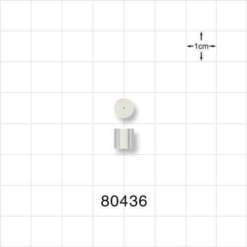 Tuohy Borst Adapter Gasket, Extruded Style - 80436