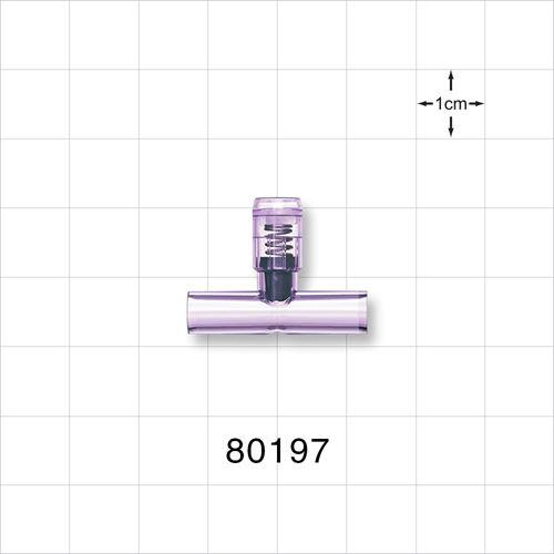T Pressure Relief Valve - 80197