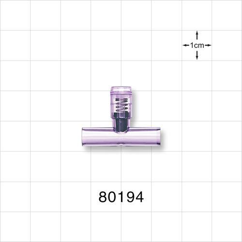 T Pressure Relief Valve - 80194