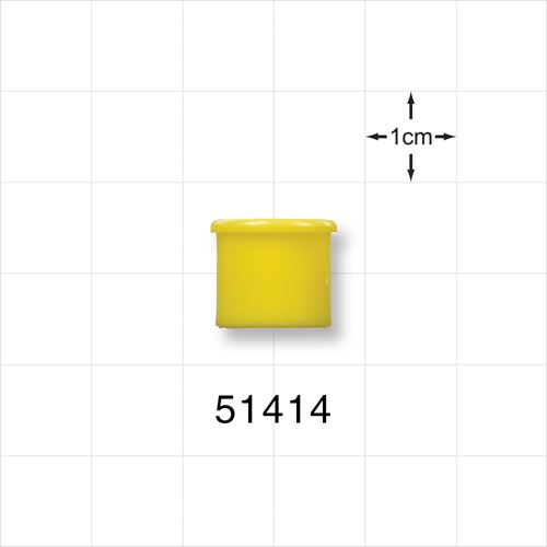 Assembly Cuff, Yellow, for 80063 - 51414