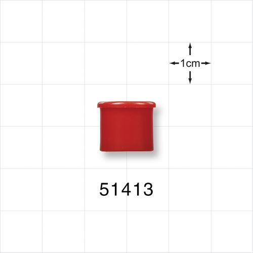 Assembly Cuff, Red, for 80063 - 51413