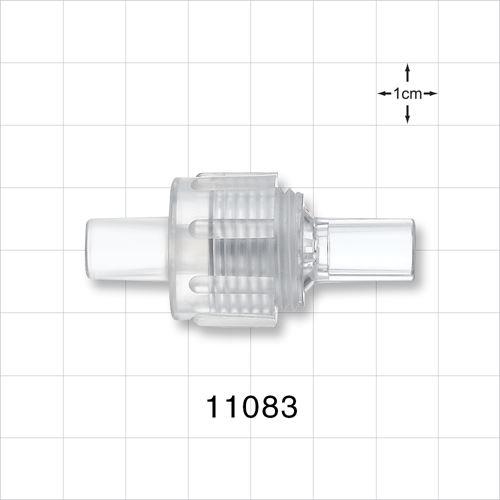 High Flow Check Valve, Adjustable Pressure - 11083