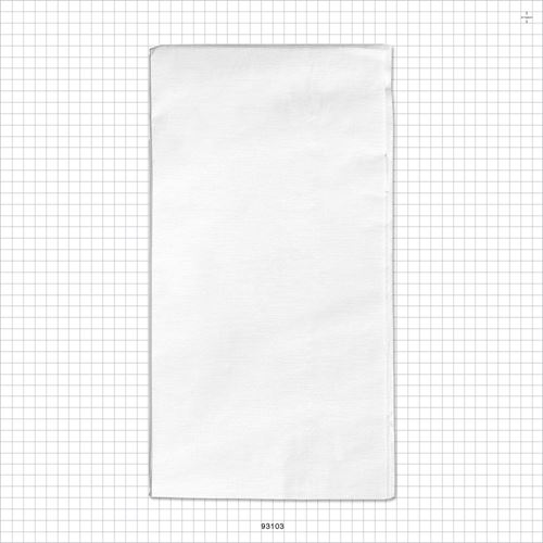 Disposable Hand Towel, White - 93103