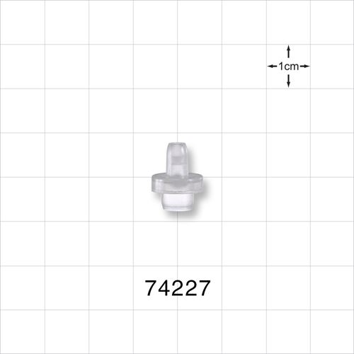 Dropper Tip Orifice Reducer, Natural for 74225 and 74226 - 74227