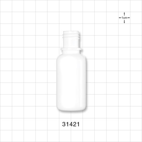 Bottle, White - 31421