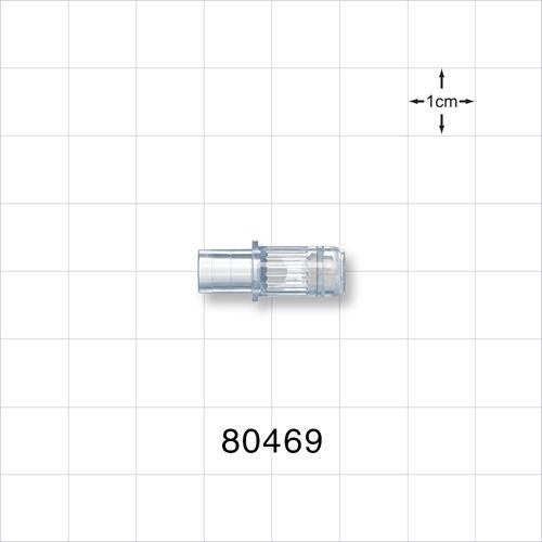 One-Way Ball Valve, Female Luer Slip - 80469