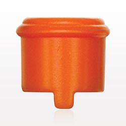 Cap, Orange - 31025