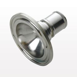 Coupling Insert, Straight Thru - SQCC221212M