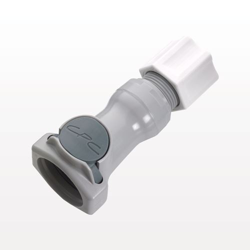 Coupling Body, In-Line Compression, Shutoff - HFCD13612
