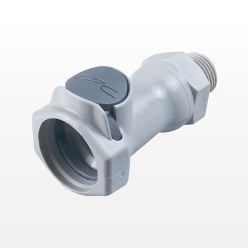 Coupling Body, In-Line Pipe Thread, Shutoff - HFCD10812