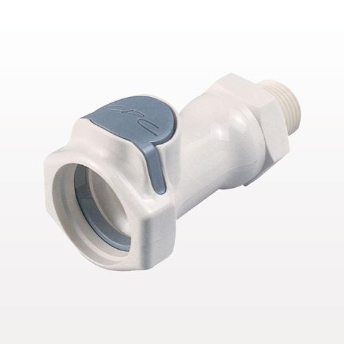 Coupling Body, Shutoff In-Line Pipe Thread; NSF Version: NSF80100 - HFCD10635