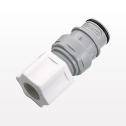 Coupling Insert, In-Line Pipe Thread, Shutoff - HFCD20812