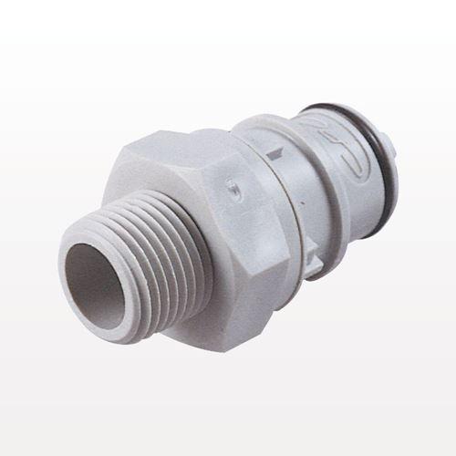 Coupling Insert, In-Line Pipe Thread, Shutoff - HFCD24812