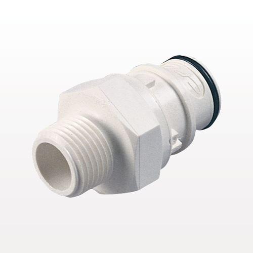 Coupling Insert, Straight Thru In-Line Pipe Thread; NSF Version: NSF82500 - HFC241235