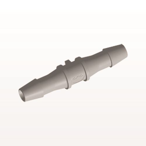 Straight Connector, Barbed, Natural - HS8