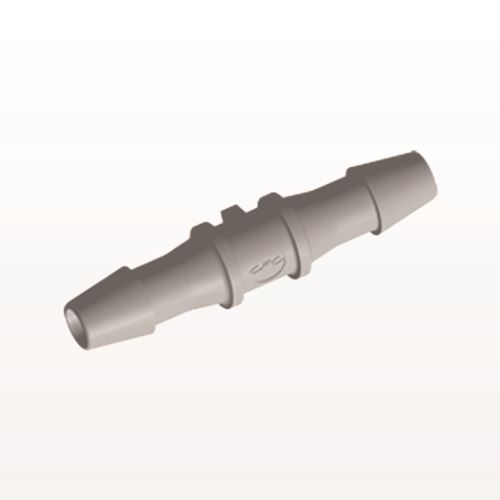 Straight Connector, Barbed, Natural - HS5
