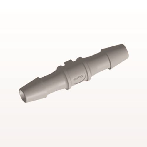Straight Connector, Barbed, Natural - HS3