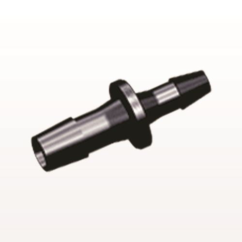 Straight Reducer Connector, Barbed, Black - HSR12831