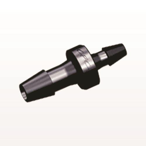 Straight Reducer Connector, Barbed, Black - HSR3231