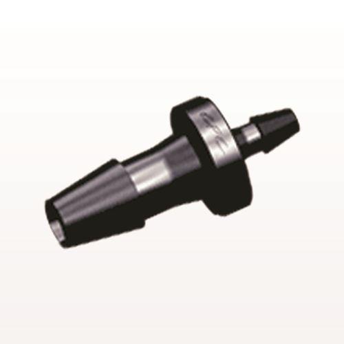 Straight Reducer Connector, Barbed, Black - HSR4231
