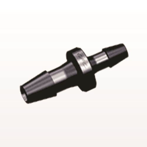 Straight Reducer Connector, Barbed, Black - HSR4331
