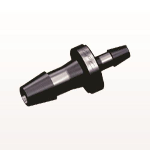 Straight Reducer Connector, Barbed, Black - HSR5331