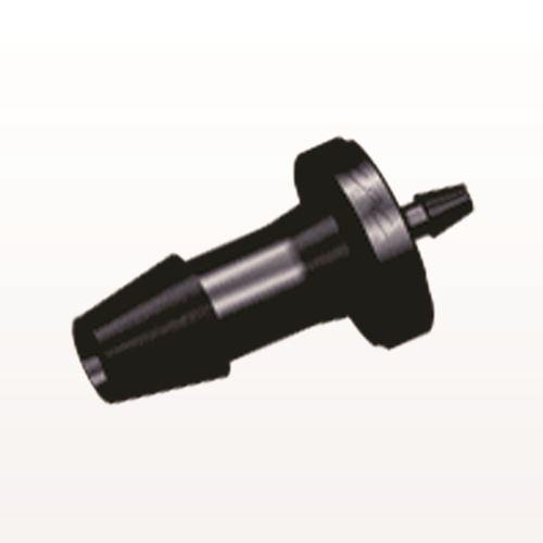 Straight Reducer Connector, Barbed, Black - HSR6231