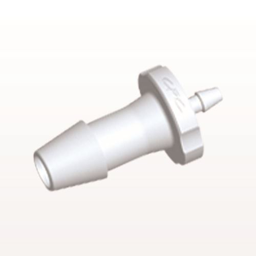 Straight Reducer Connector, Barbed, White - HSR6230