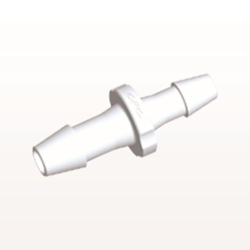 Straight Reducer Connector, Barbed, White - HSR6530