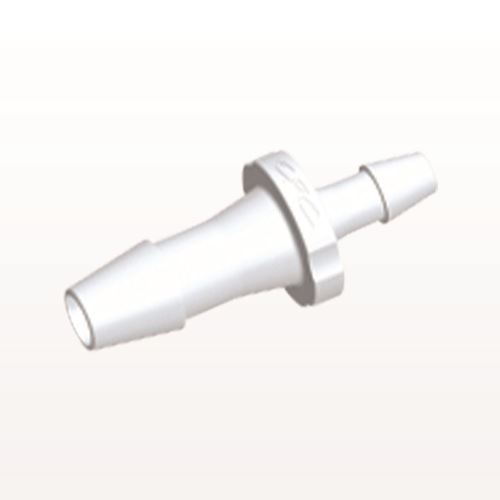 Straight Reducer Connector, Barbed, White - HSR8530