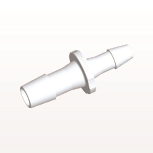 Straight Reducer Connector, Barbed, White - HSR12830