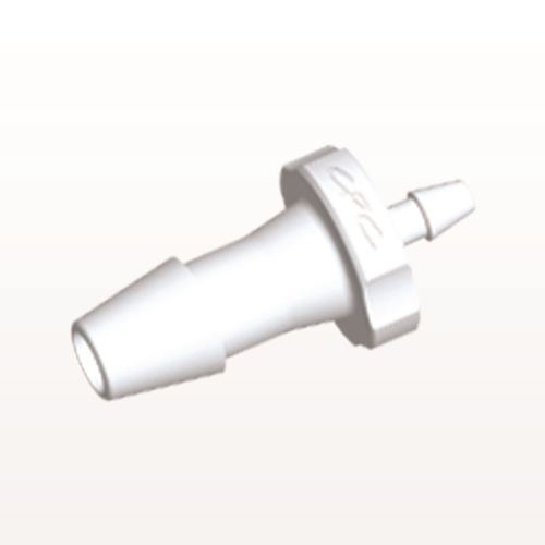 Straight Reducer Connector, Barbed, White - HSR5230