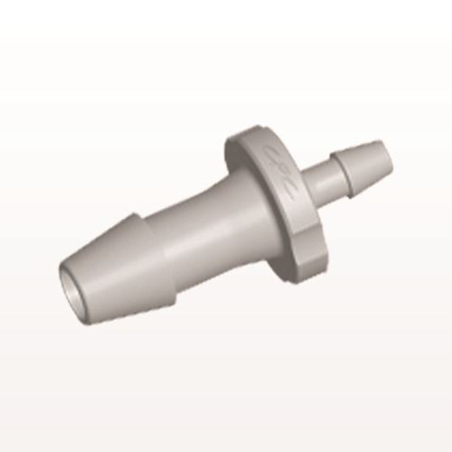 Straight Reducer Connector, Barbed, Natural - HSR63