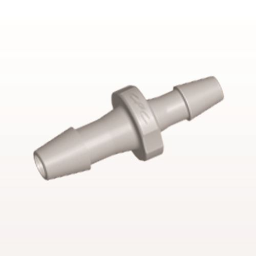 Straight Reducer Connector, Barbed, Natural - HSR54