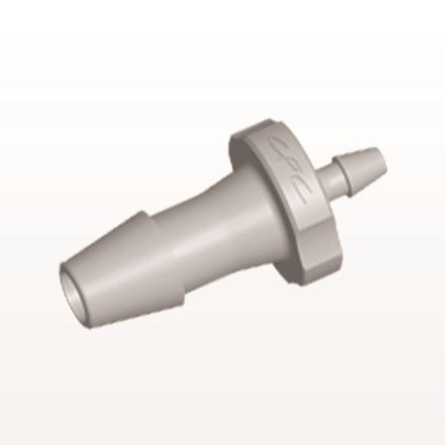 Straight Reducer Connector, Barbed, Natural - HSR52