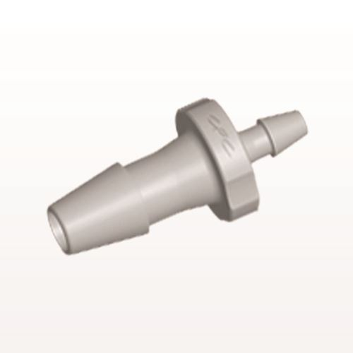 Straight Reducer Connector, Barbed, Natural - HSR42