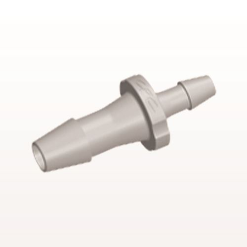 Straight Reducer Connector, Barbed, Natural - HSR85