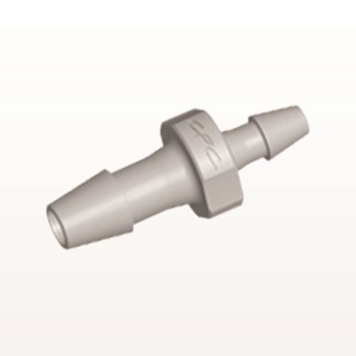 Straight Reducer Connector, Barbed, Natural - HSR32