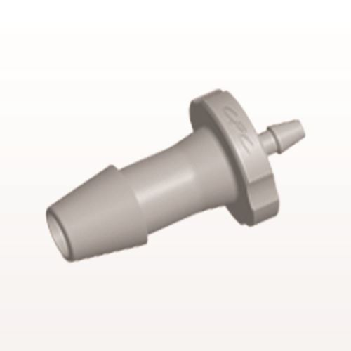 Straight Reducer Connector, Barbed, Natural - HSR62